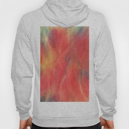Crumpled Paper Textures Colorful P 481 Hoody