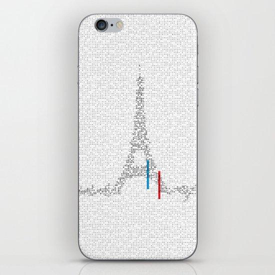 Eiffel Tower | Paris, France | Esperantos | StoryScape #1 iPhone & iPod Skin