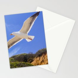 Golden Seagull Stationery Cards