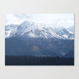 High Tatras mountains Canvas Print