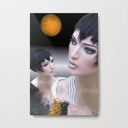 fashion doll -10- Metal Print