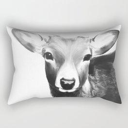 Kawaii deer Rectangular Pillow