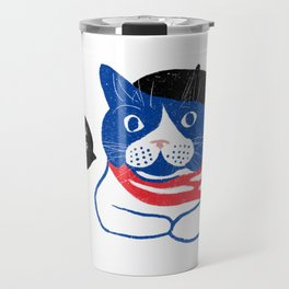 Meowjour Travel Mug