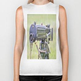 Vickers Machine Gun Biker Tank