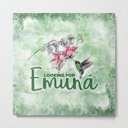 Looking for emunah Metal Print
