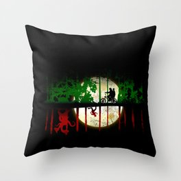 Parallel Universe Gift for Science Fiction Lovers Throw Pillow