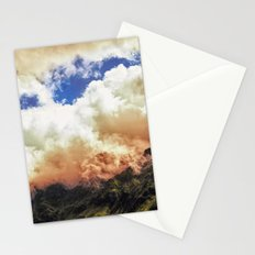 Morning on Fire Stationery Cards