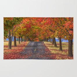 Greenbluff Autumn Rug