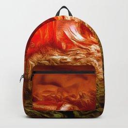 Dark Amber nightmare Backpack