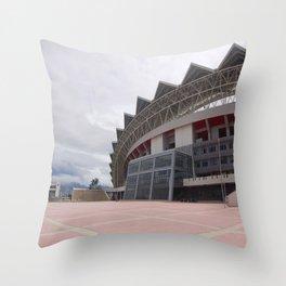 Estadio Nacional de Costa Rica Throw Pillow