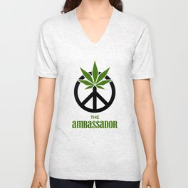The Ambassador Unisex V-Neck