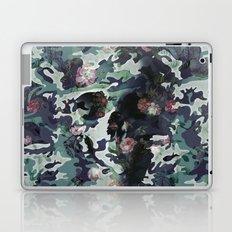 Camouflage Skull V2 Laptop & iPad Skin