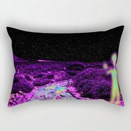 COME TO ROSY HOMELAND Rectangular Pillow