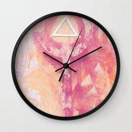 Signs Wall Clock