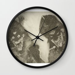 Clopin Trouillefou, The Hunchback of Notre Dame Wall Clock