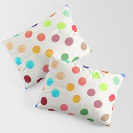 Polka Proton Pillow Sham