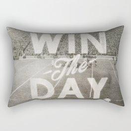 Win the Day Rectangular Pillow