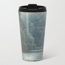 valley and river Travel Mug