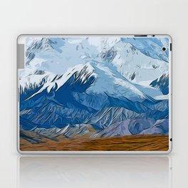Denali National Park, Mount McKinley Laptop & iPad Skin