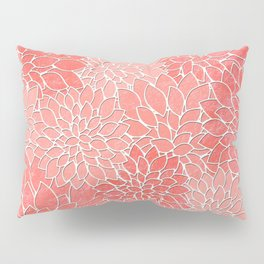 Floral Abstract 36 Pillow Sham