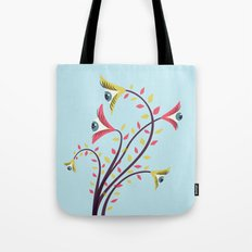 Eyes Are Watching You Tote Bag