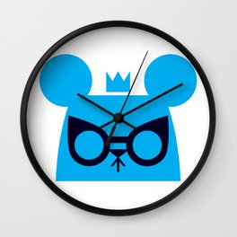 Louse Mouse Wall Clock