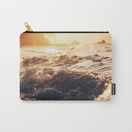 Sunset Wave I Carry-All Pouch