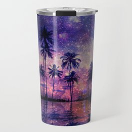 Paradise in Space Travel Mug