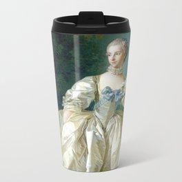 Madame Bergeret Metal Travel Mug
