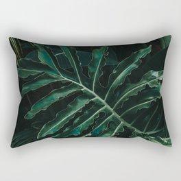 Leaf art Rectangular Pillow