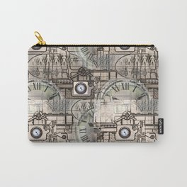 Steampunk Industry Carry-All Pouch