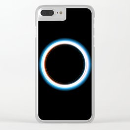 Zentrofy Clear iPhone Case