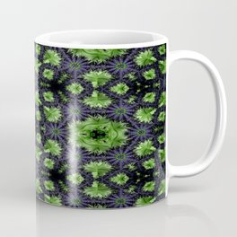 Concave Stature Pattern 2 Coffee Mug