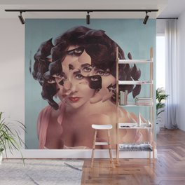 Another Portrait Disaster · Liz 4 Wall Mural