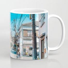 Anime Tokyo Streets Coffee Mug