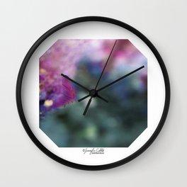 Fish Tail Wall Clock