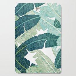 Tropical oasis Cutting Board