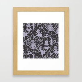 Countr girls Framed Art Print