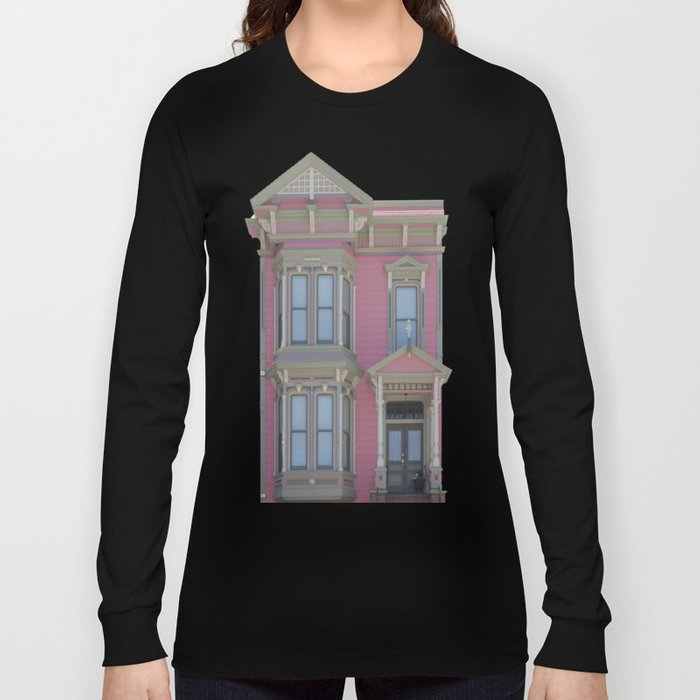 Pink House San Francisco Long Sleeve T-shirt