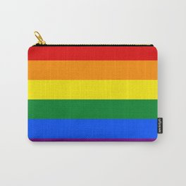Love is Love 626 - LGBT Gay Flag Carry-All Pouch