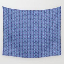Ikat Purple Wall Tapestry