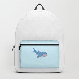 Shocked Little Whale Shark Backpack