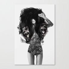 Lion #2 Canvas Print