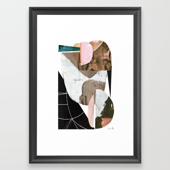 Essence 2 Framed Art Print
