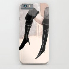 Lady with shoes  iPhone 6s Slim Case