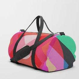 Retro Rocket 03 Duffle Bag