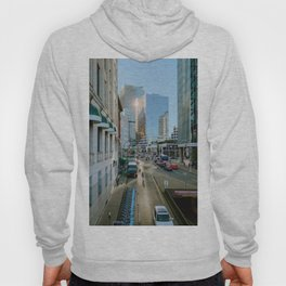 The Cityscape View (Color) Hoody