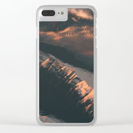 Iceland 10.2018 No.22 Clear iPhone Case