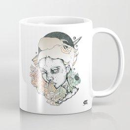 space between Coffee Mug