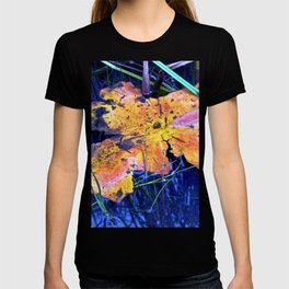 Summer Sky is touching Water Ground T-shirt